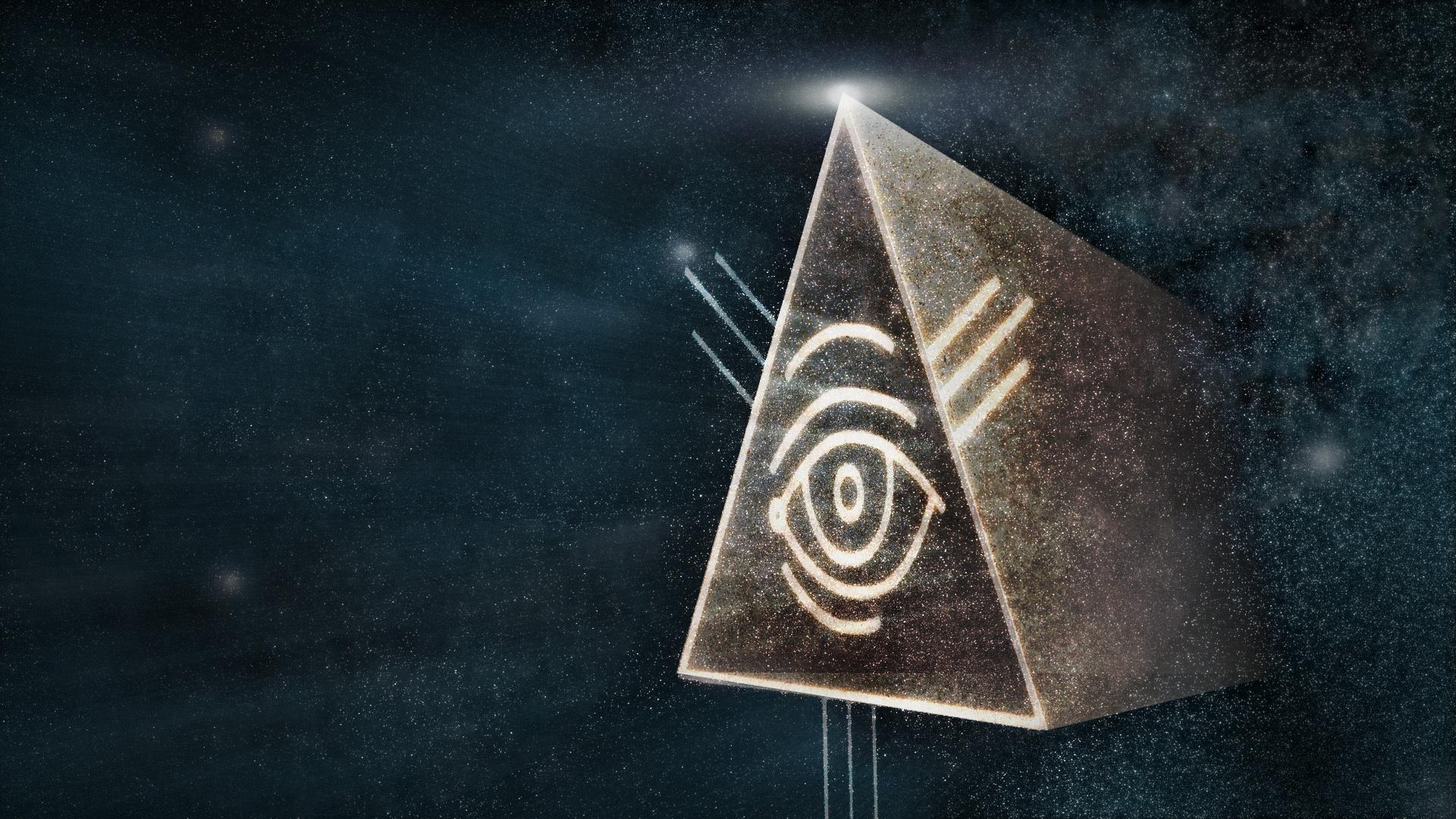 Gravity Falls Wallpaper Full Hd Illuminati Backgrounds Pixelstalk Net