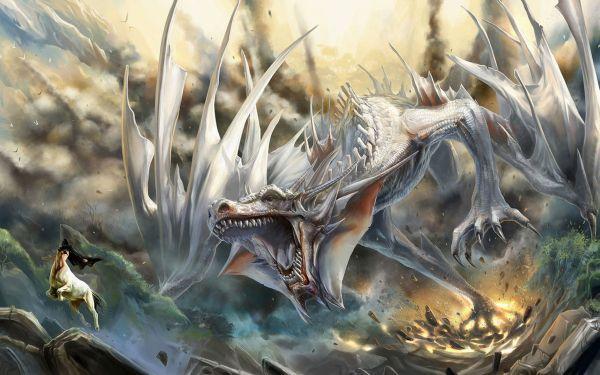 Game Dragon Wallpapers