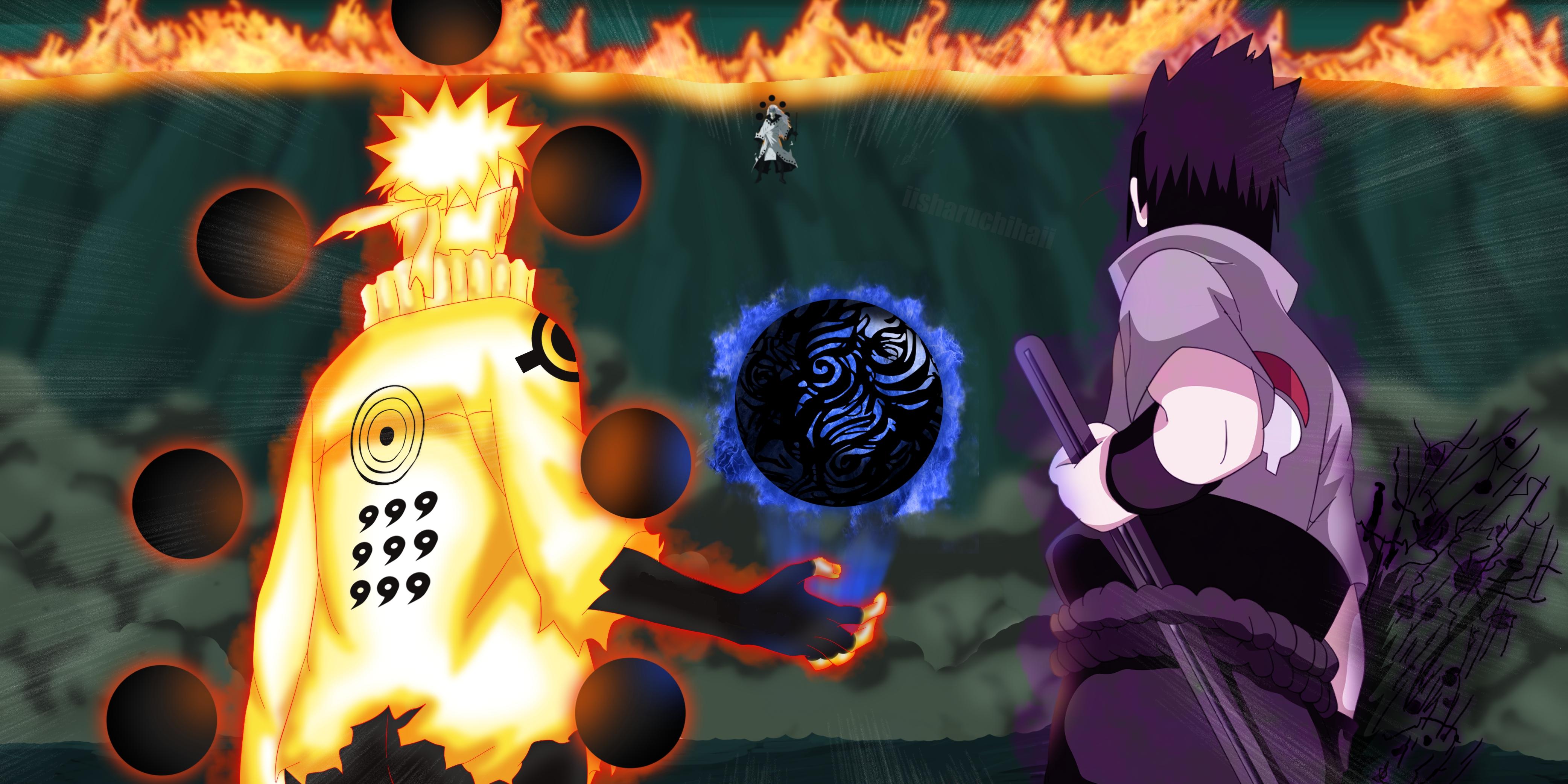 Naruto And Hinata Wallpaper 3d Comic Naruto Wallpaper Hd Pixelstalk Net