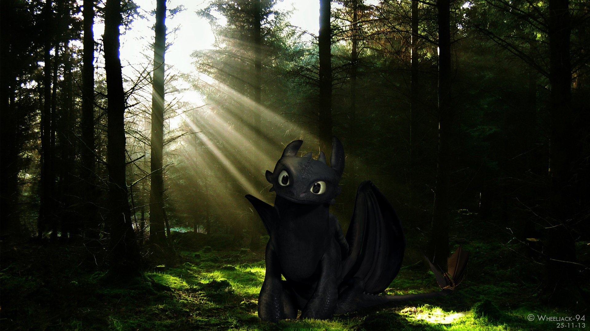 Cute And Cool Wallpapers For Iphone Toothless Hd Wallpapers Pixelstalk Net