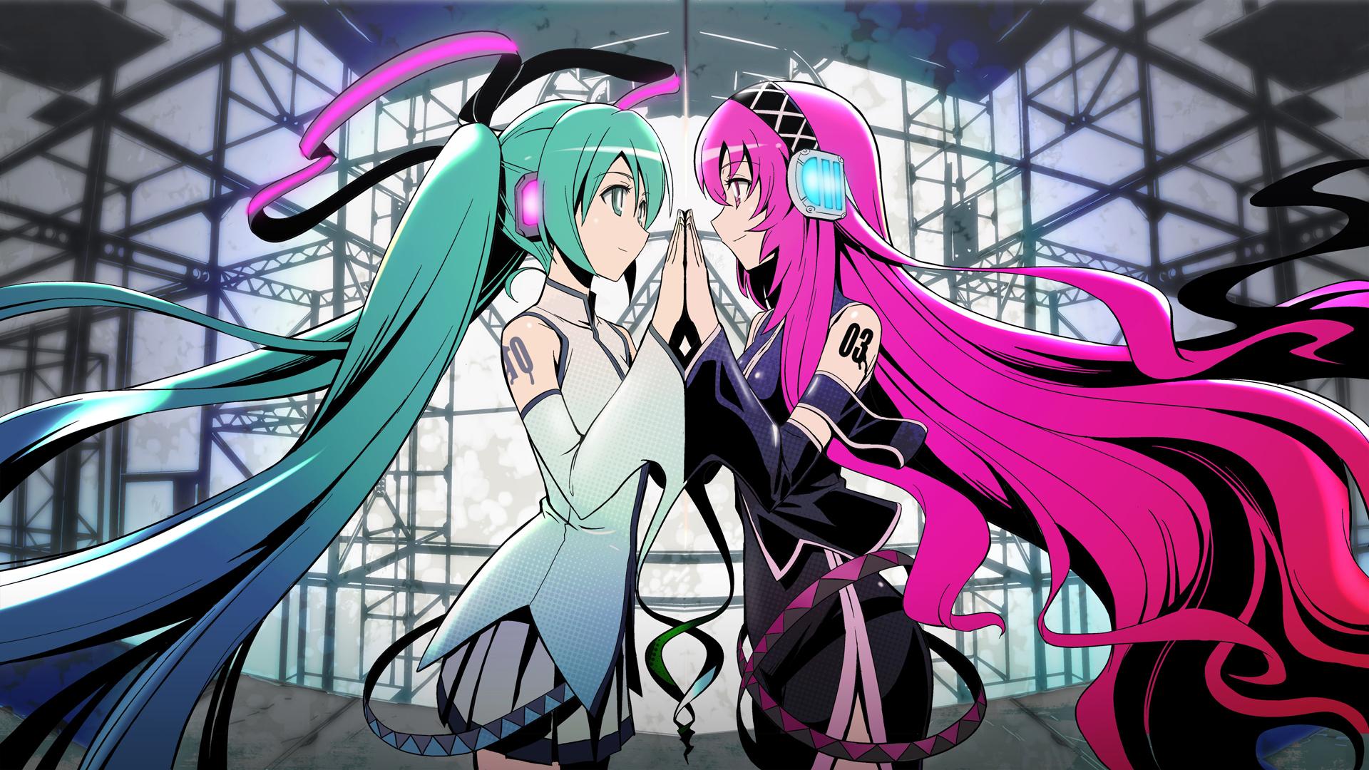 Fall Anime Wallpaper Vocaloid Vocaloid Hd Wallpapers Pixelstalk Net