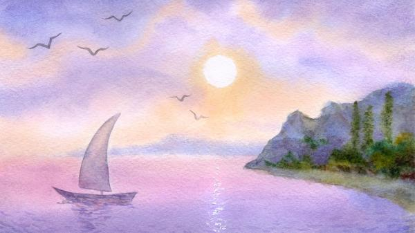 Watercolor Backgrounds Free