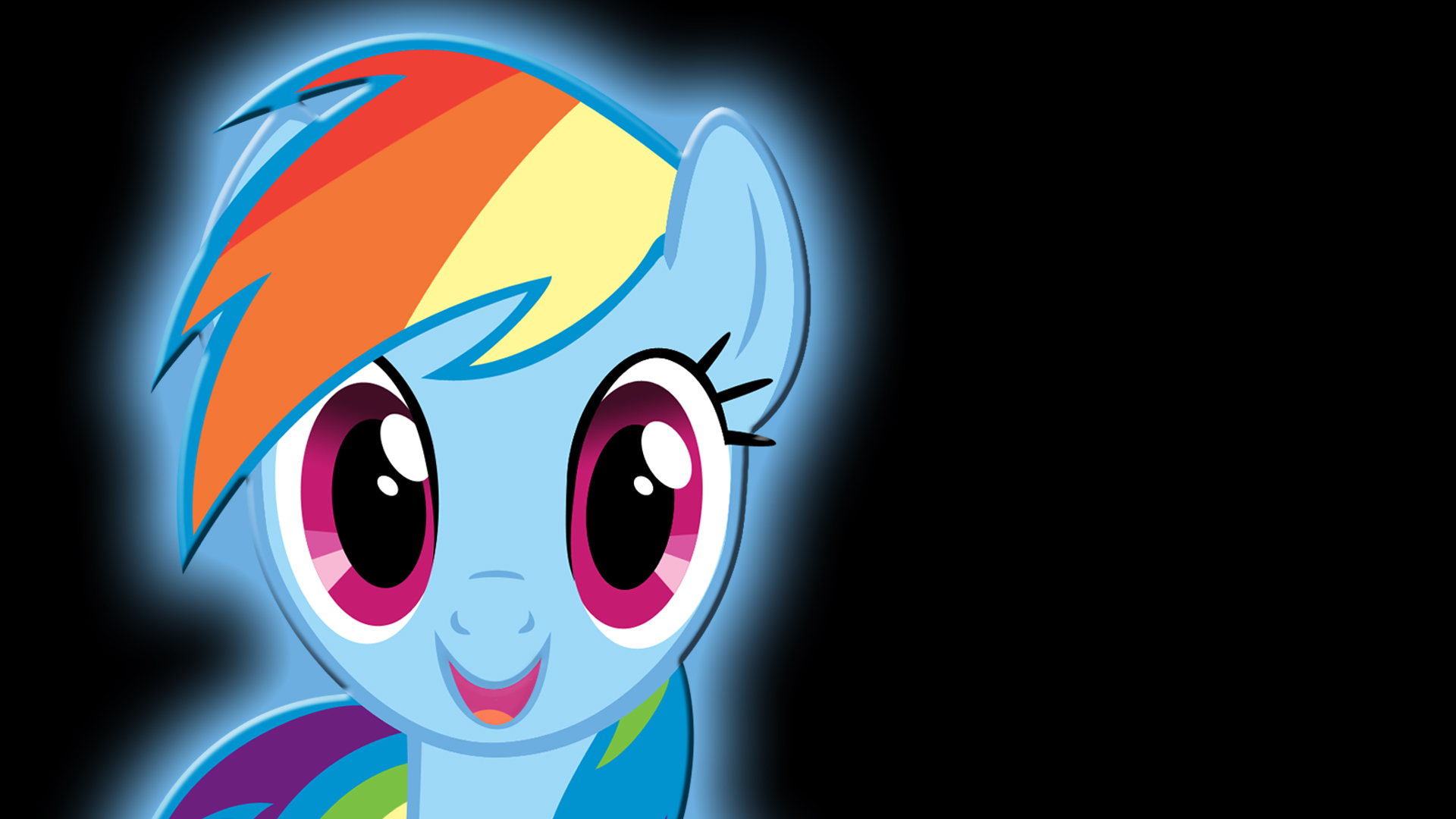 Pc Cartoon Fall Wallpapers Cute Rainbow Dash Wallpapers Pixelstalk Net