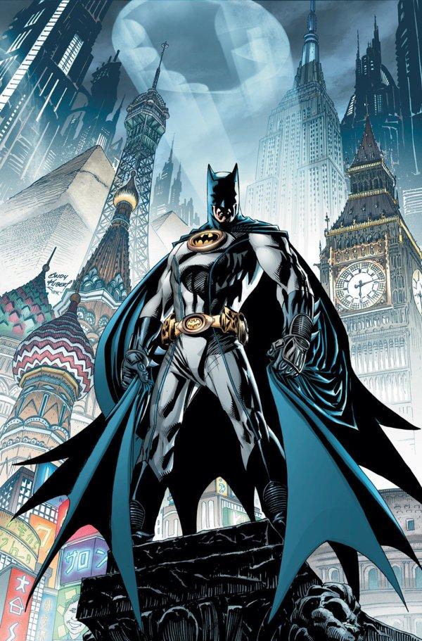 Marvel Comics Batman