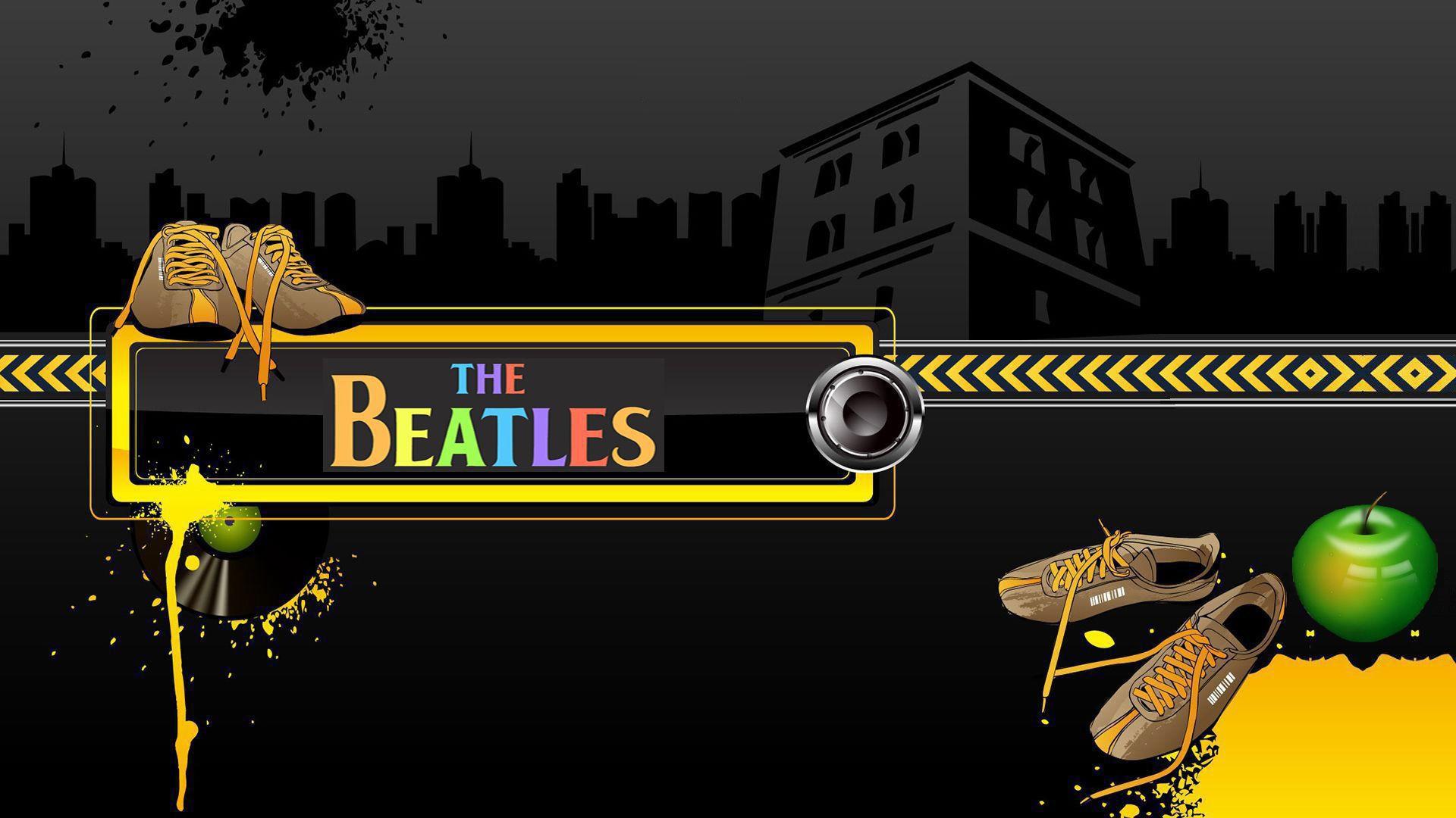 Fall Stars Wallpaper The Beatles Border Hd Wallpapers Pixelstalk Net
