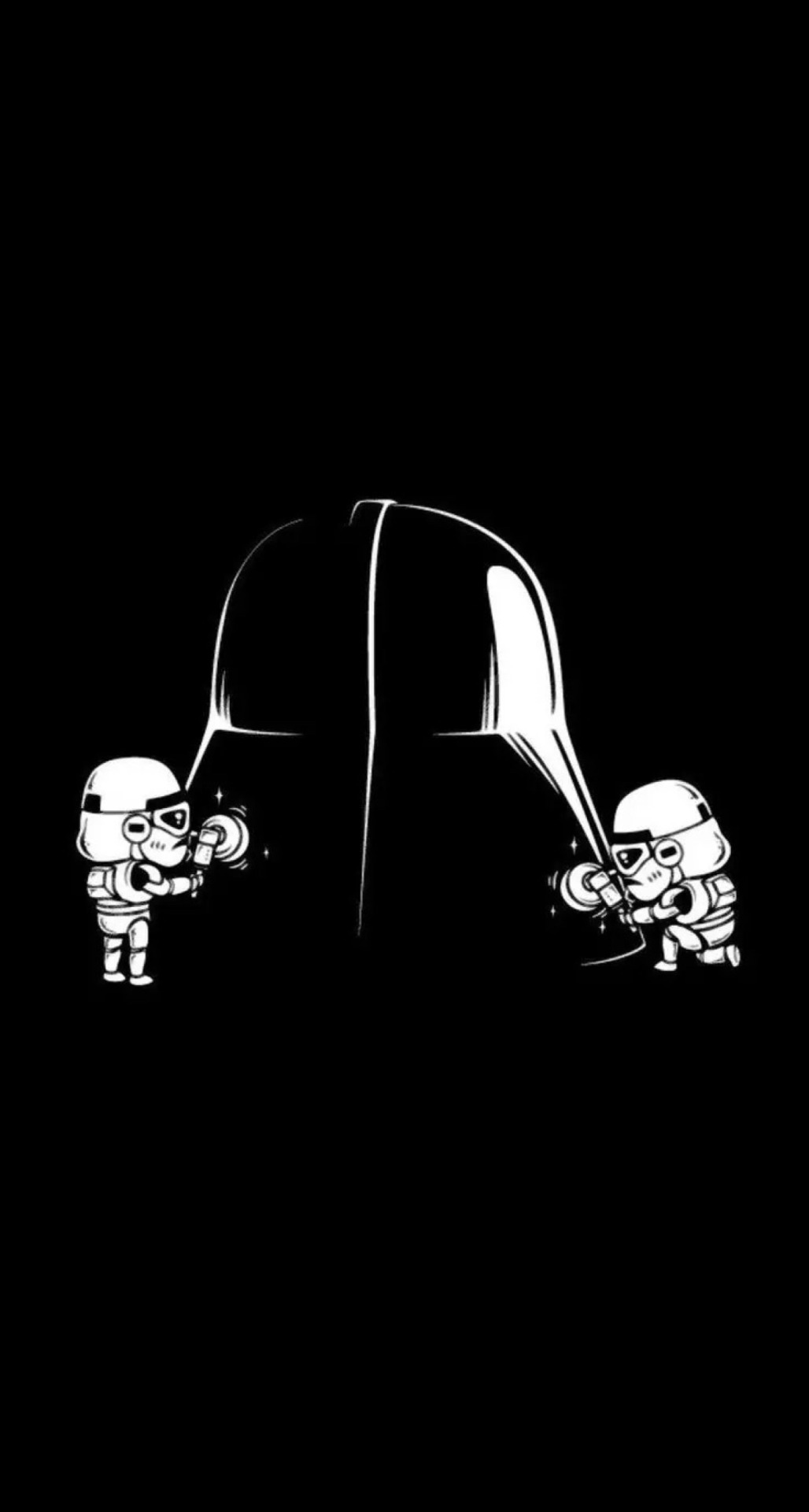 Iphone 5 Stormtrooper Wallpaper Star Wars Iphone Backgrounds Pixelstalk Net