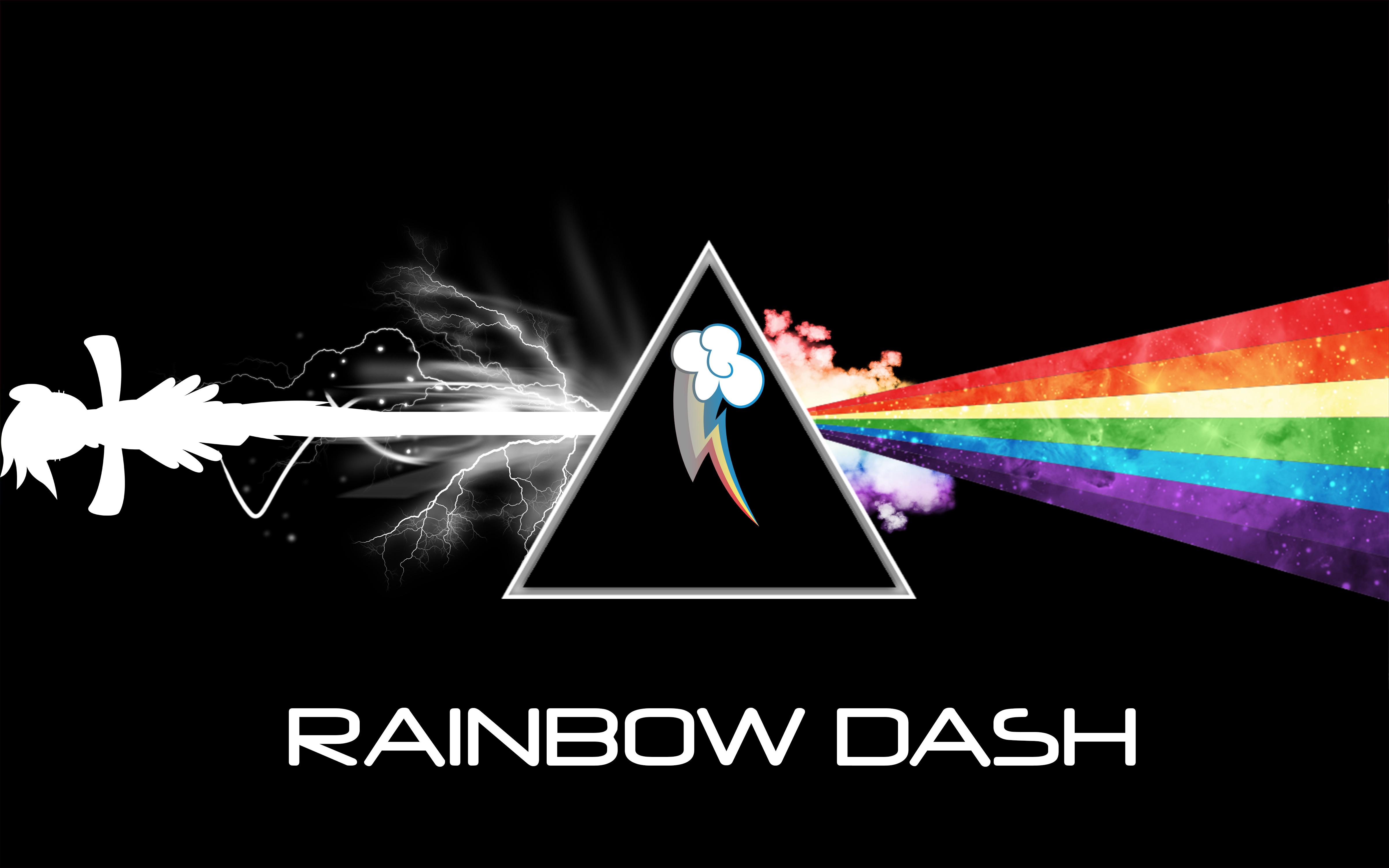 Pink Floyd Quotes Wallpaper Rainbow Dash Wallpaper High Quality Pixelstalk Net