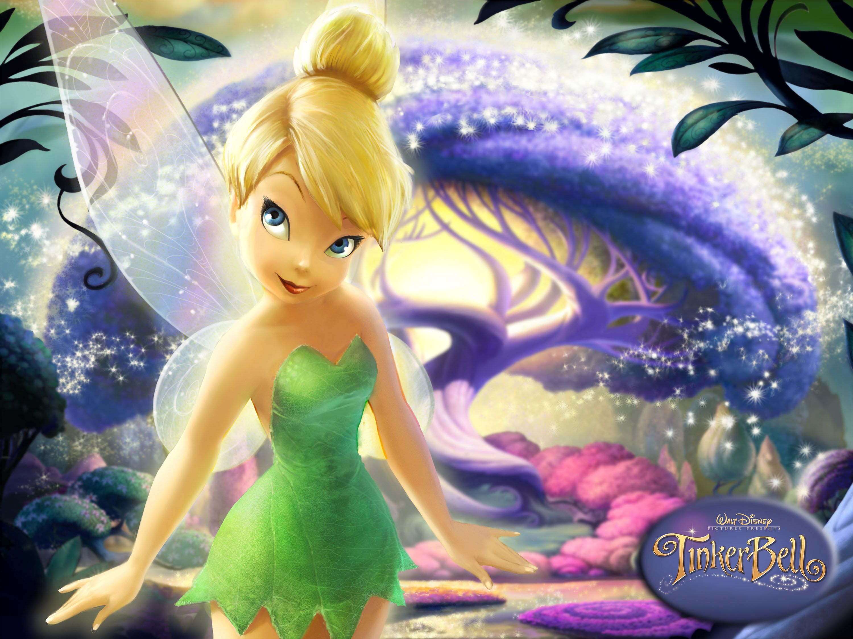 Cute Fairy Wallpapers For Mobile Desktop Tinkerbell Hd Wallpapers Pixelstalk Net