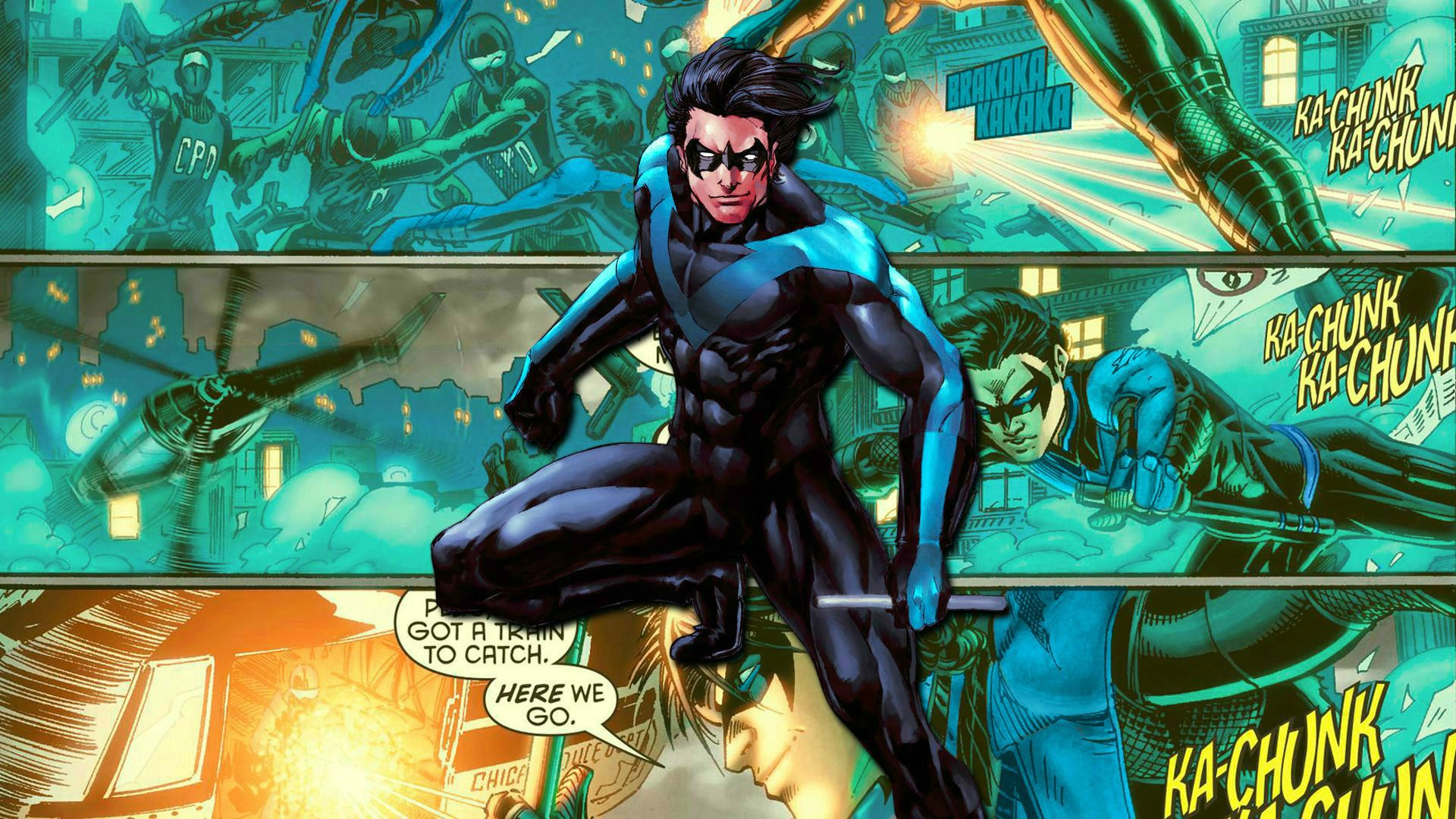 Best Hd Quotes Wallpapers For Pc Nightwing Wallpapers Hd Pixelstalk Net