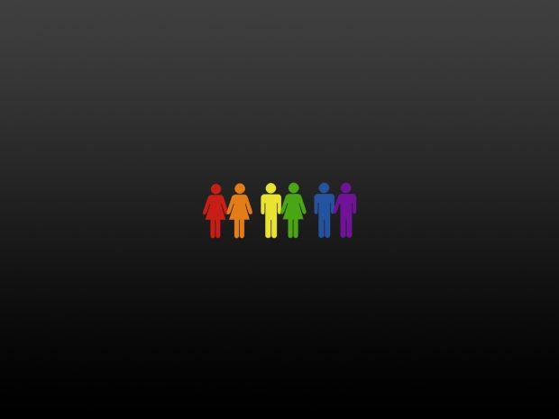Live Wallpaper Iphone X Commercial Not On Phone Gay Pride Hd Desktop Wallpapers Pixelstalk Net
