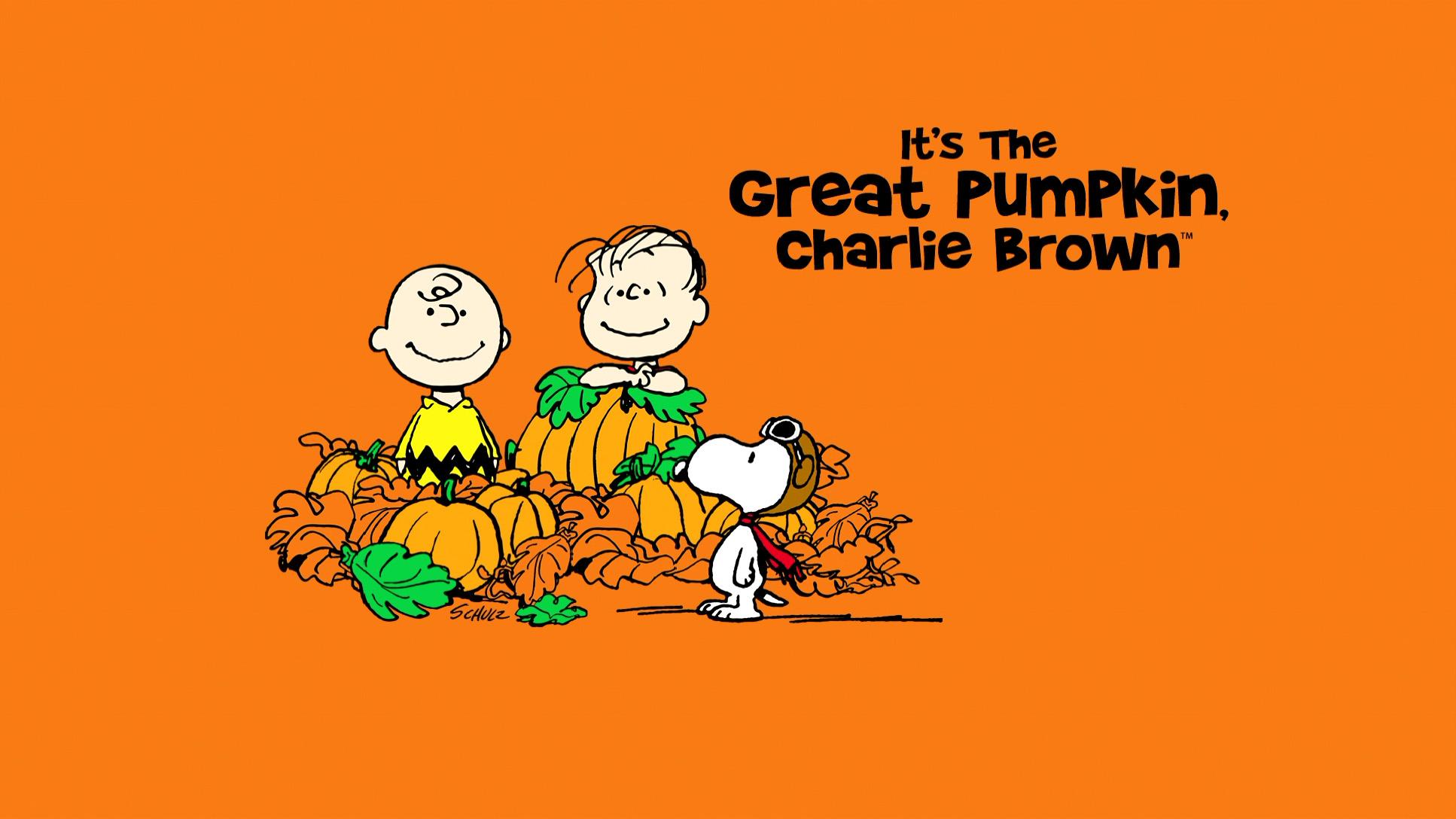 Peanuts Fall Wallpaper Great Pumpkin Charlie Brown Wallpapers Hd Pixelstalk Net