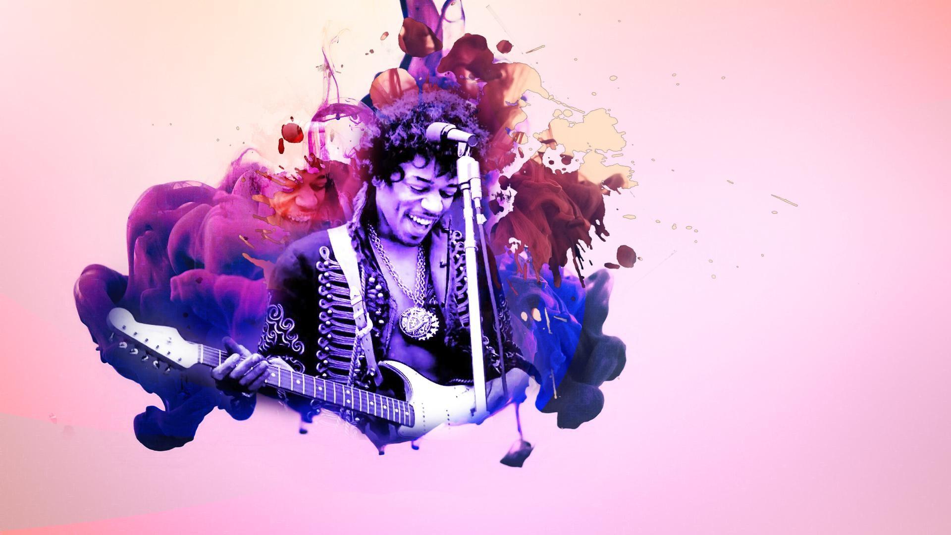 HD Jimi Hendrix Wallpapers