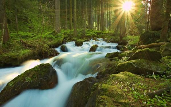 Nature Desktop Backgrounds Water