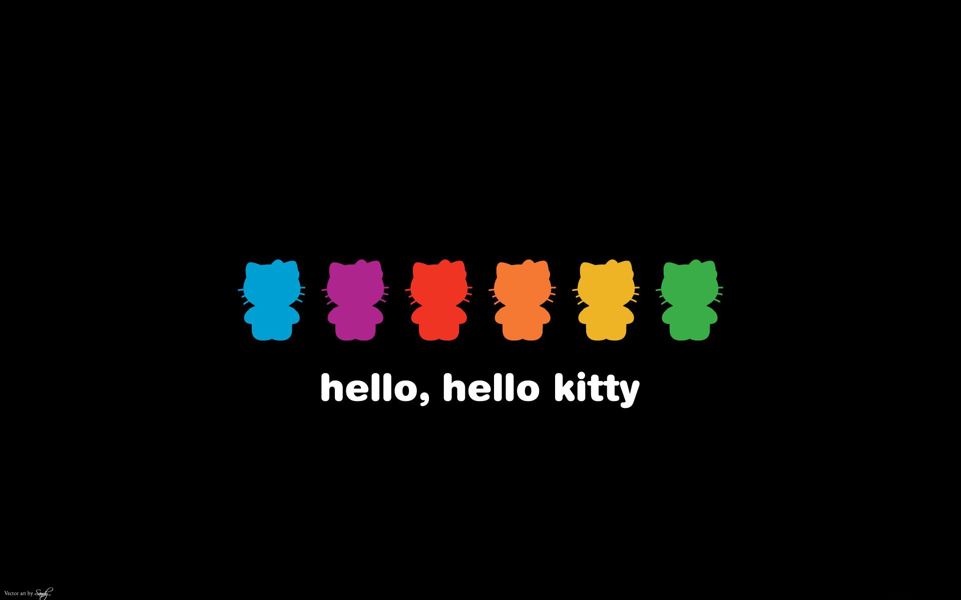 Cute Baby Girl Wallpaper Free Download Hello Kitty Wallpaper Hd Pixelstalk Net