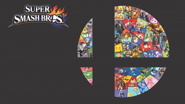 Super Smash Bros Backgrounds
