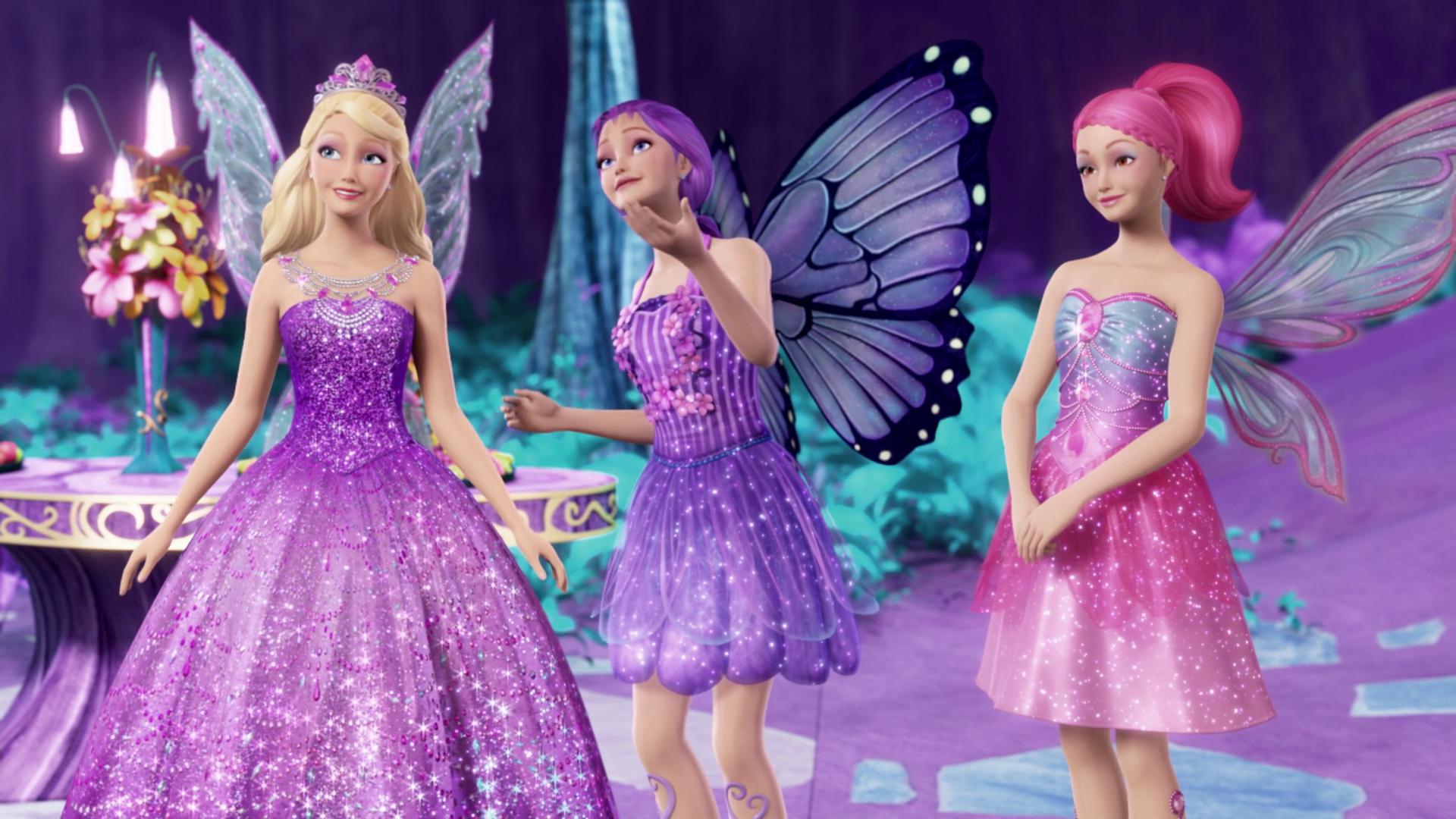 Cute Little Dolls Wallpapers Free Desktop Barbie Wallpaper Pixelstalk Net