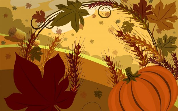 Retro Fall Computer Wallpaper Free Desktop Pumpkin Wallpapers Pixelstalk Net