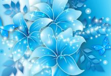 Live Wallpaper Iphone X Commercial Not On Phone Blue Watercolor Wallpaper Pixelstalk Net
