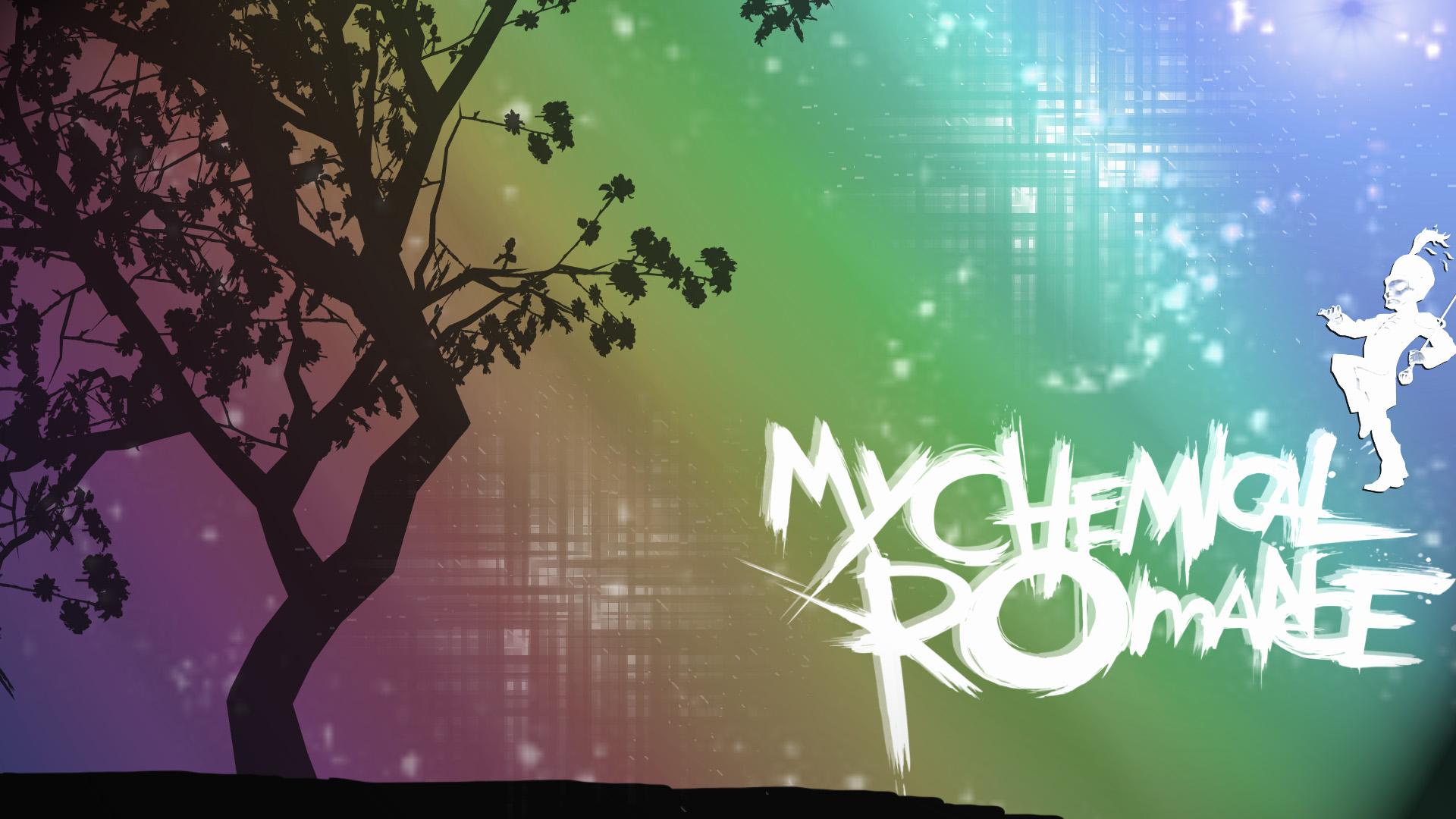 Fall Romance Wallpaper Hd My Chemical Romance Wallpapers Pixelstalk Net