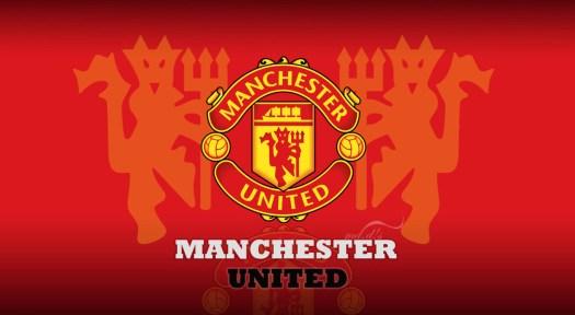 Manchester United Logo Wallpapers | PixelsTalk.Net