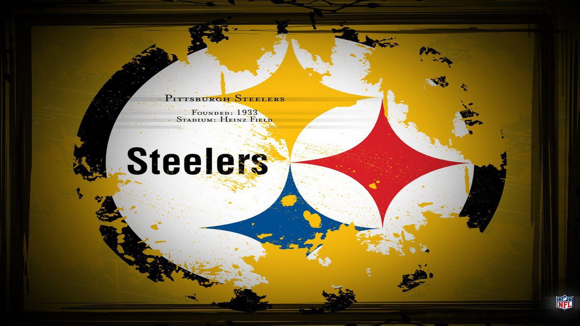 3d Patriots Wallpaper Pittsburgh Steelers Logo Wallpaper Hd Pixelstalk Net