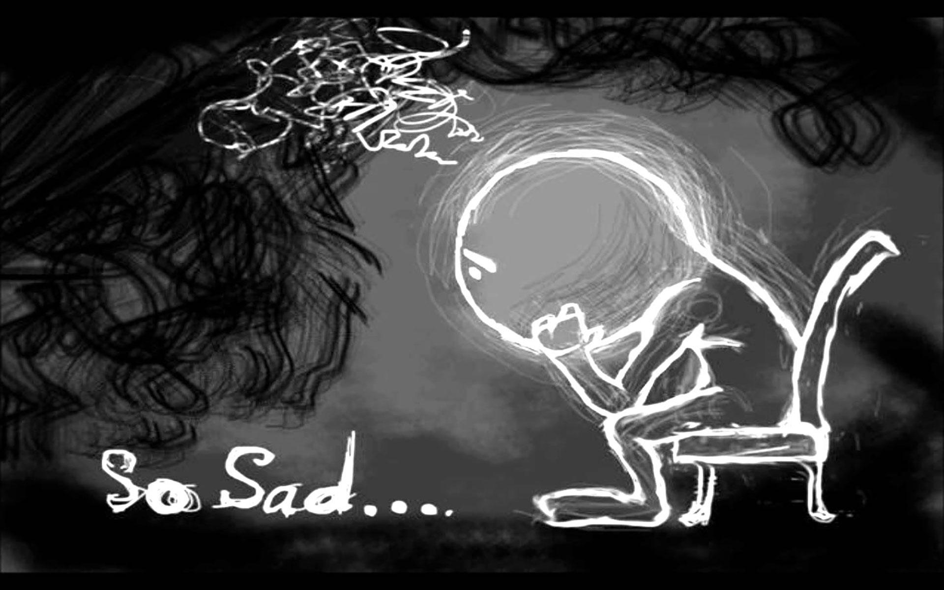 Animated Lonely Boy Wallpapers Desktop Sad Hd Wallpapers Pixelstalk Net