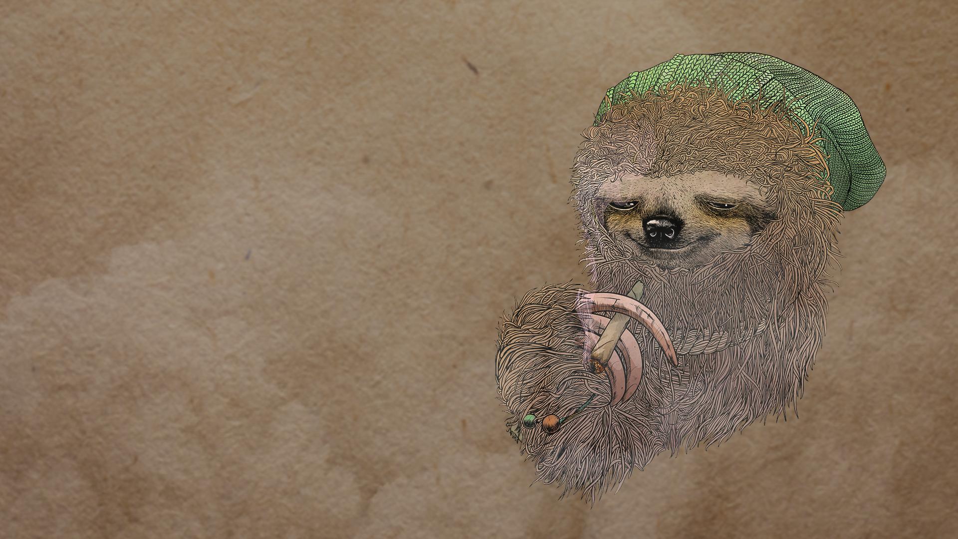 Stoner Iphone Wallpaper Download Sloth Hd Backgrounds Free Pixelstalk Net