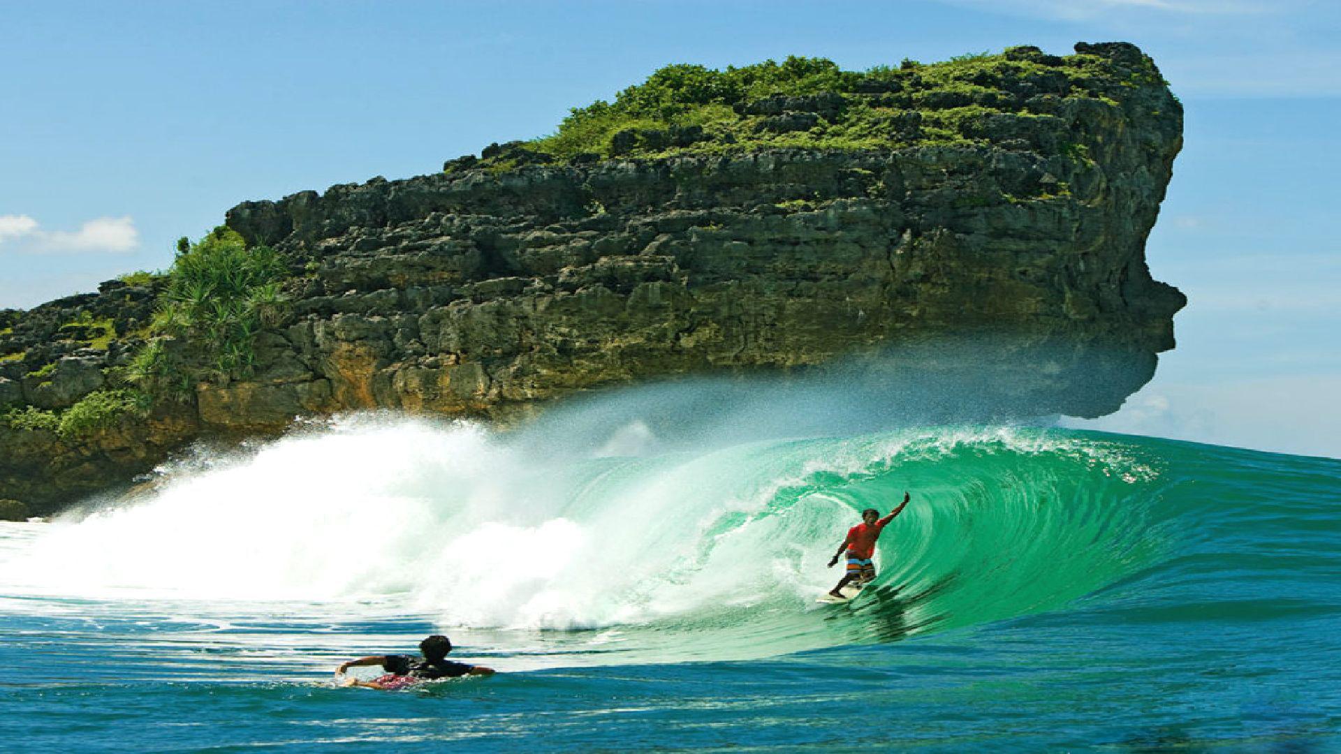 Surfer Girl Bali Wallpaper Free Hd Surfing Backgrounds Pixelstalk Net
