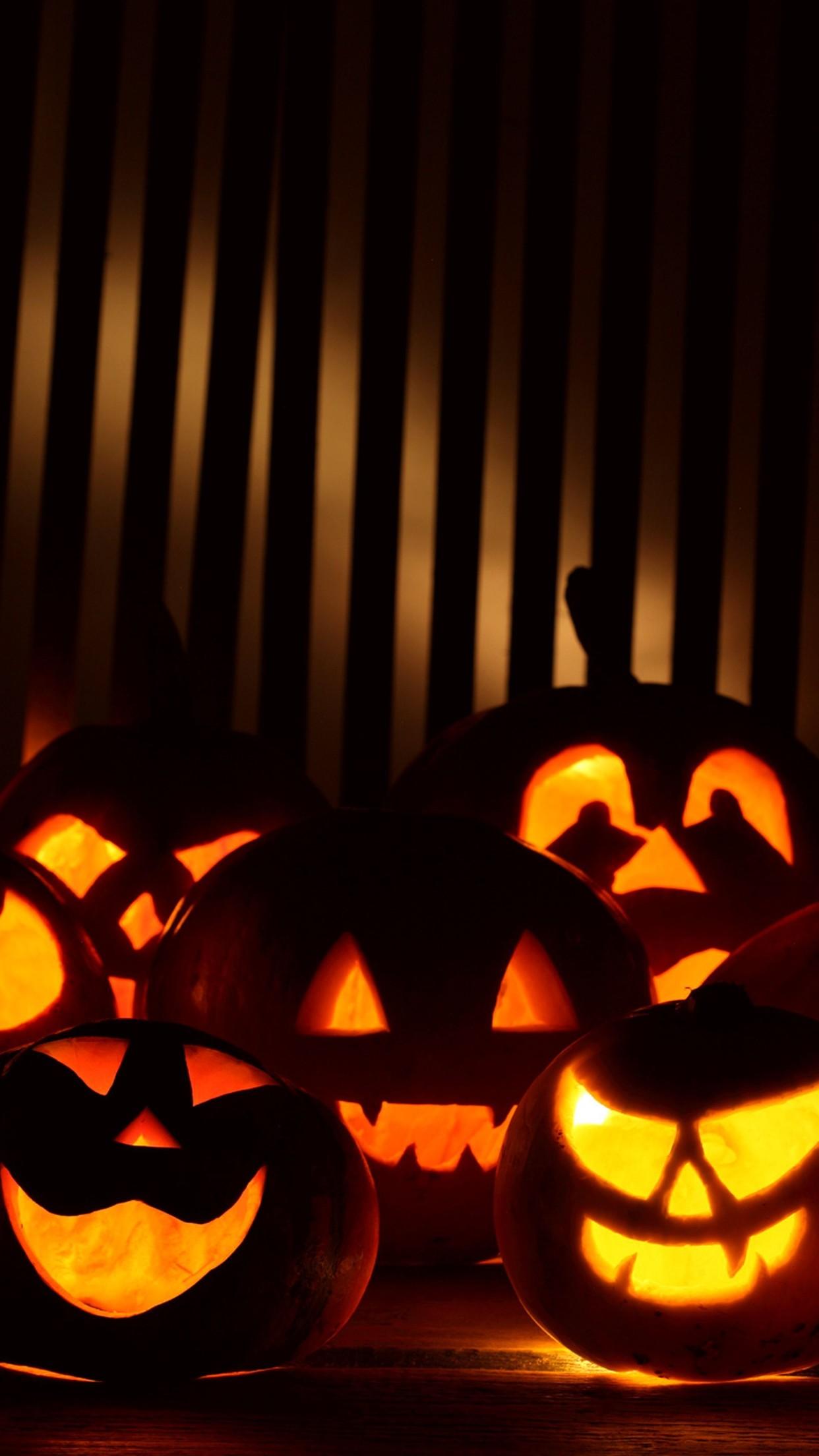 Fall Pumpkin Computer Wallpaper Halloween Iphone Backgrounds Pixelstalk Net
