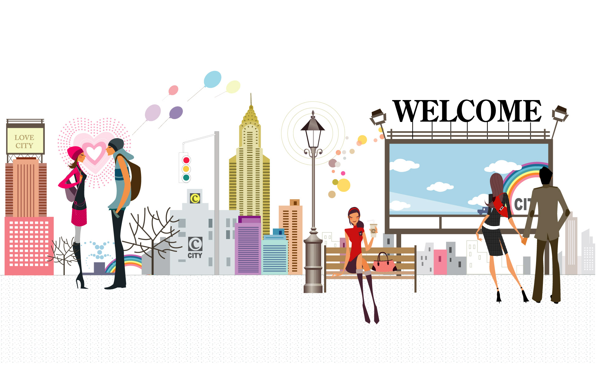 Fashion Cartoon Girl Desktop Wallpapers Hd Fashion Wallpapers Pixelstalk Net