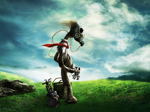 Funny 3D Animated Desktop Wallpaper