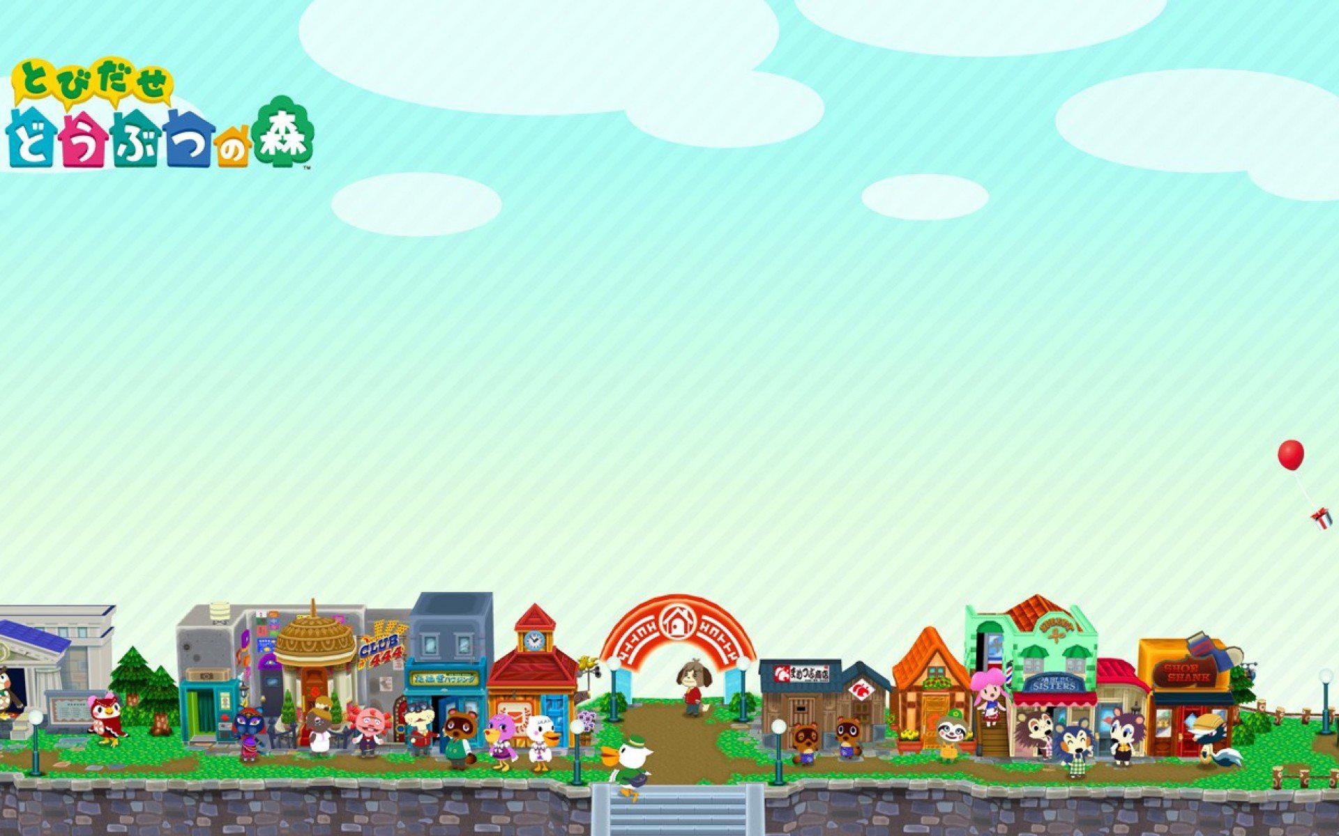 Fall Wallpaper Animal Crossing New Leaf Animal Crossing Wallpapers Hd Pixelstalk Net