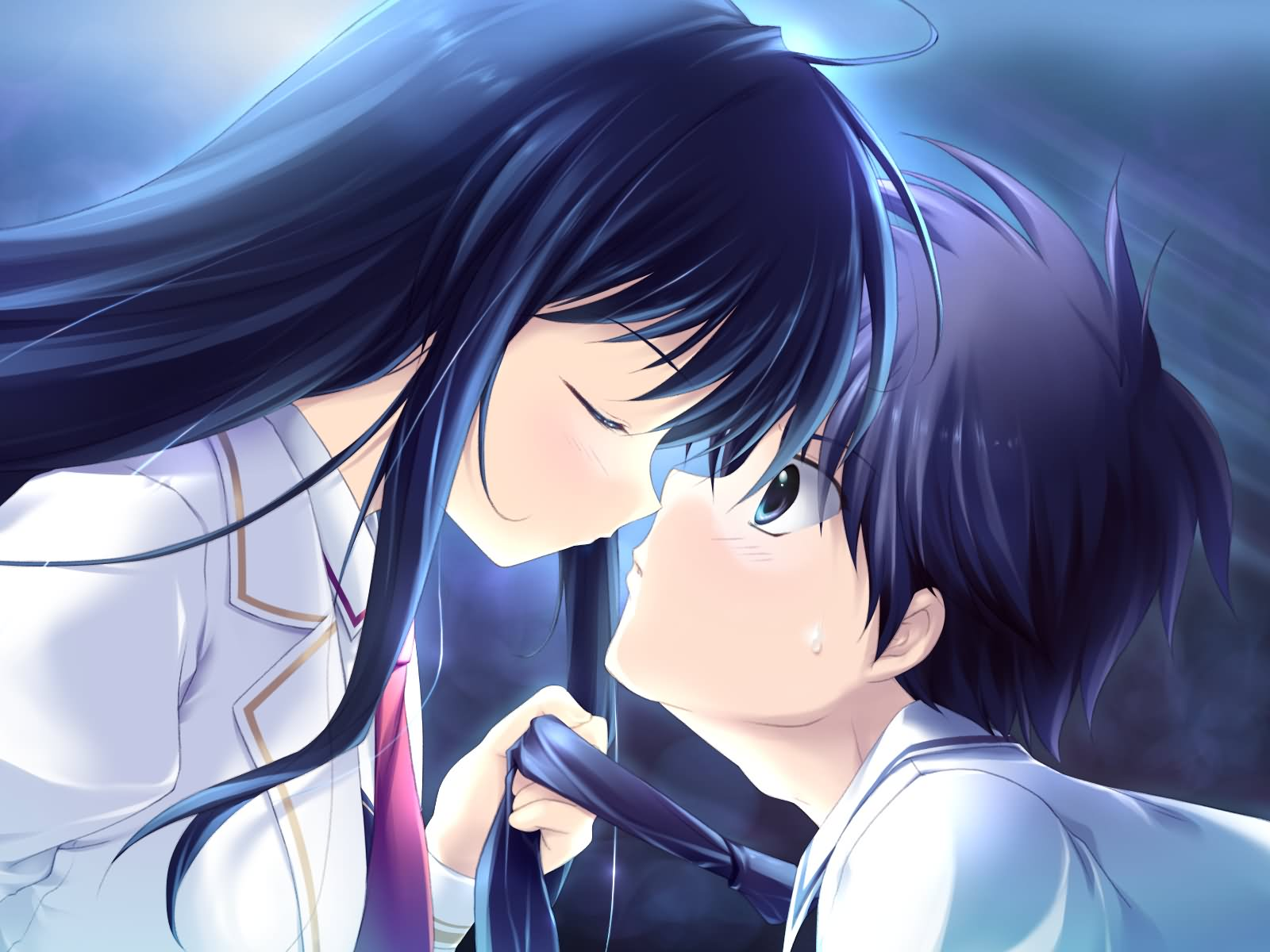 Cute Couples Wallpaper Free Download Download Free Cute Anime Couple Backgrounds Pixelstalk Net