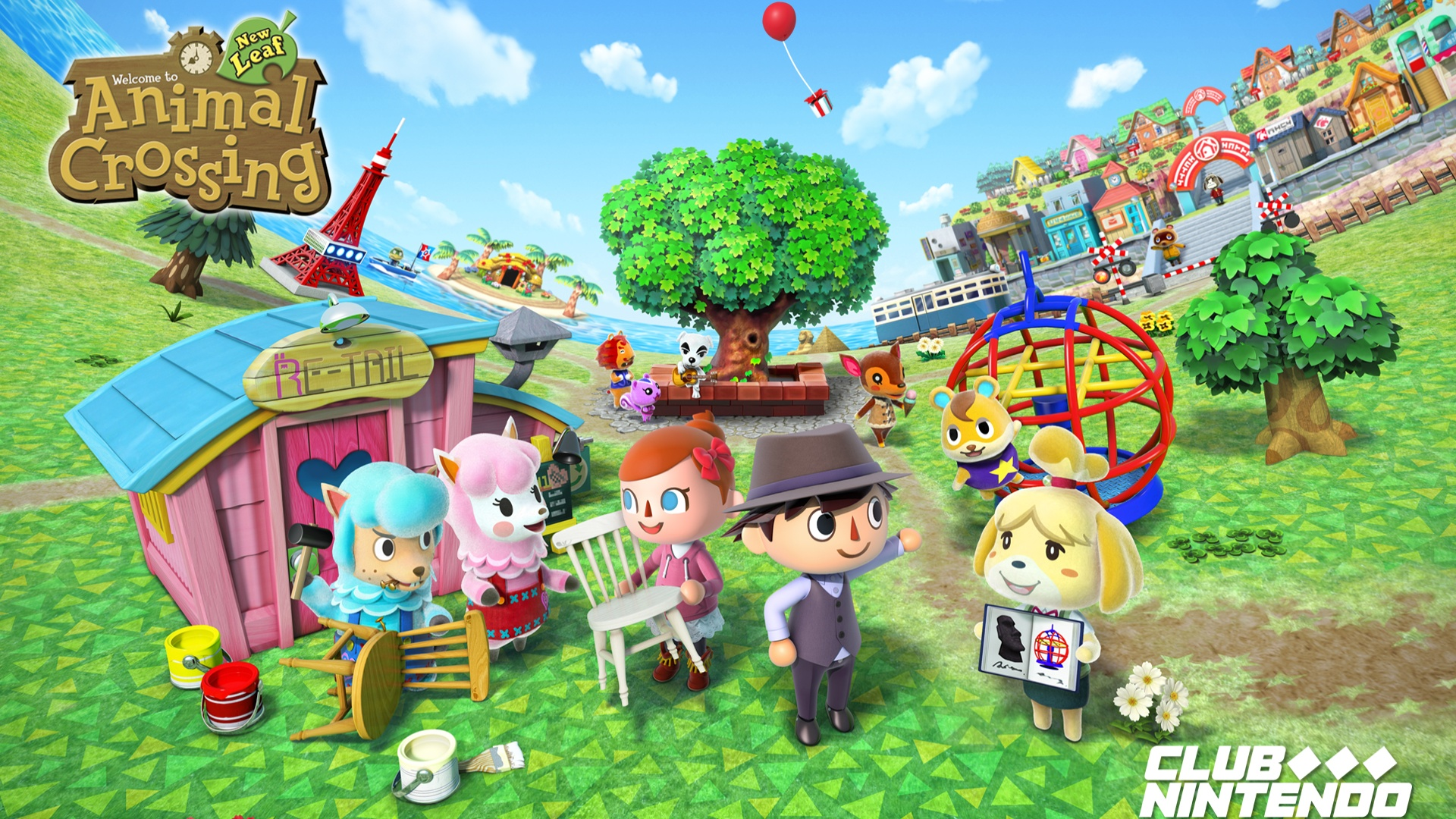 Animal Crossing New Leaf Wallpaper Qr Animal Crossing Wallpapers Hd Pixelstalk Net