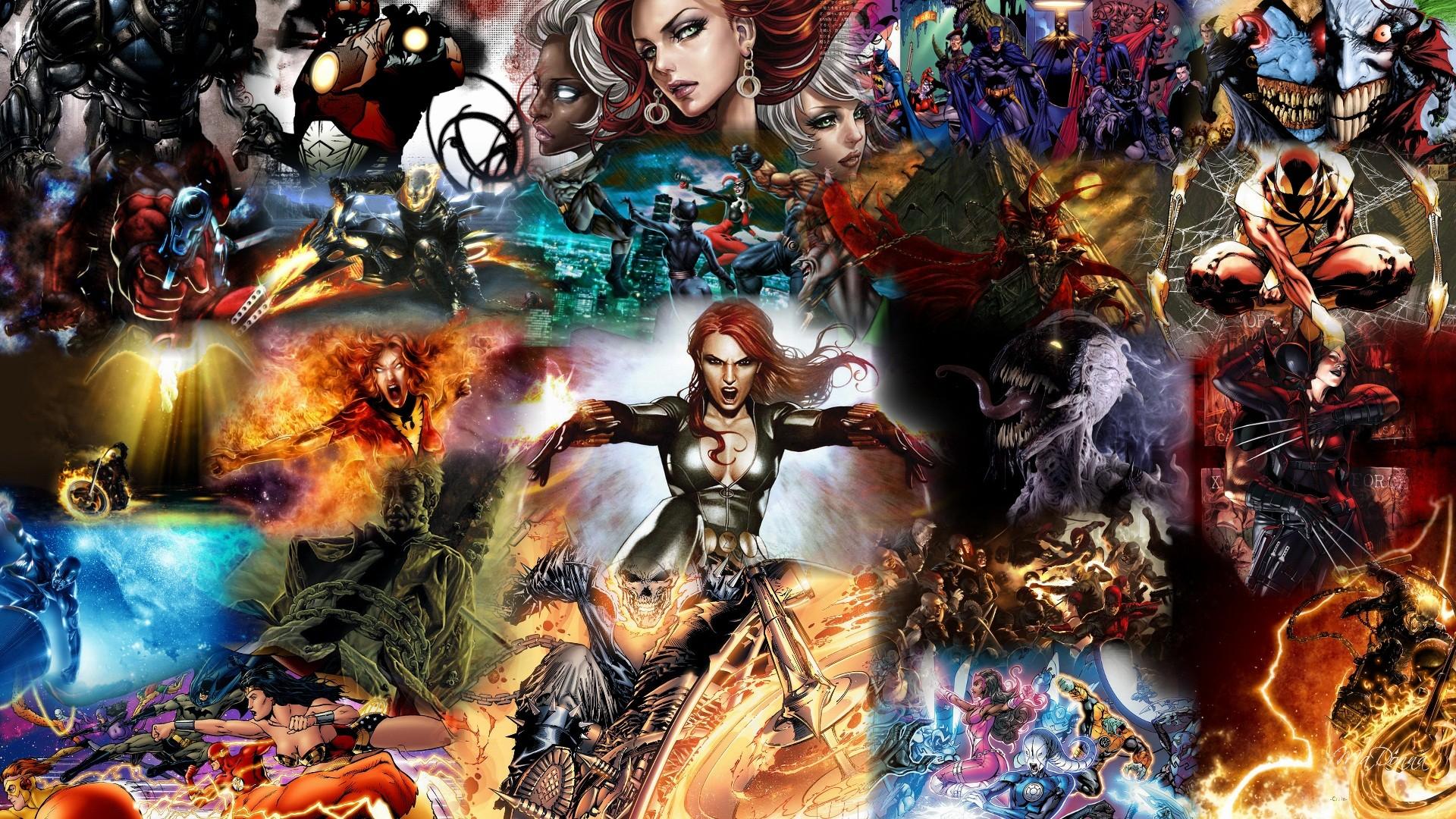 Ghost Rider Bike Hd Wallpaper Hd Comic Book Desktop Backgrounds Pixelstalk Net