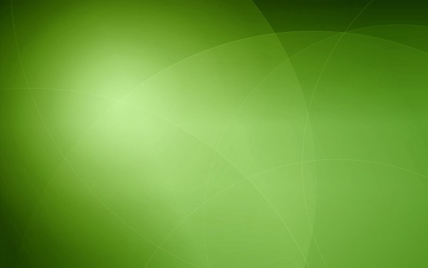 Green Abstract Background 1920 X 1200