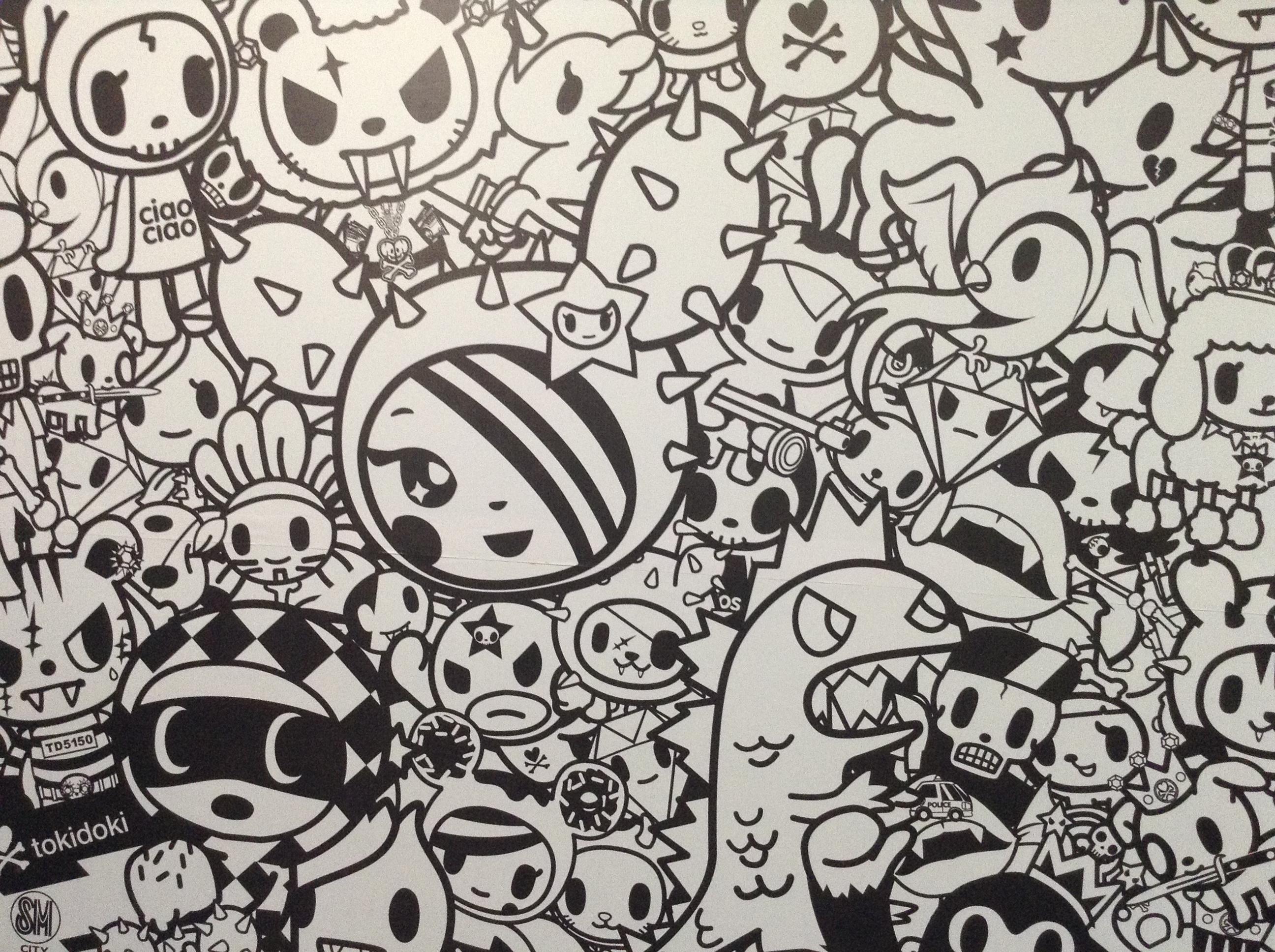 Cute Kawaii Wallpaper Hd Tokidoki Wallpapers Download Free Pixelstalk Net