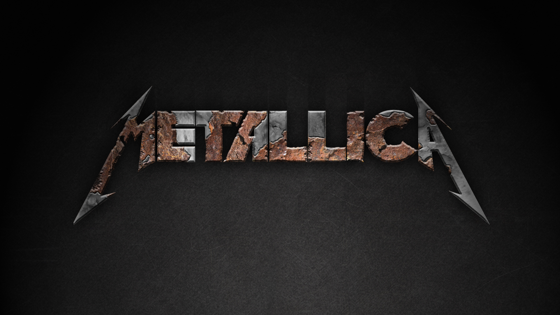 Full Screen Desktop Fall Wallpaper Metallica Logo Wallpapers Pixelstalk Net