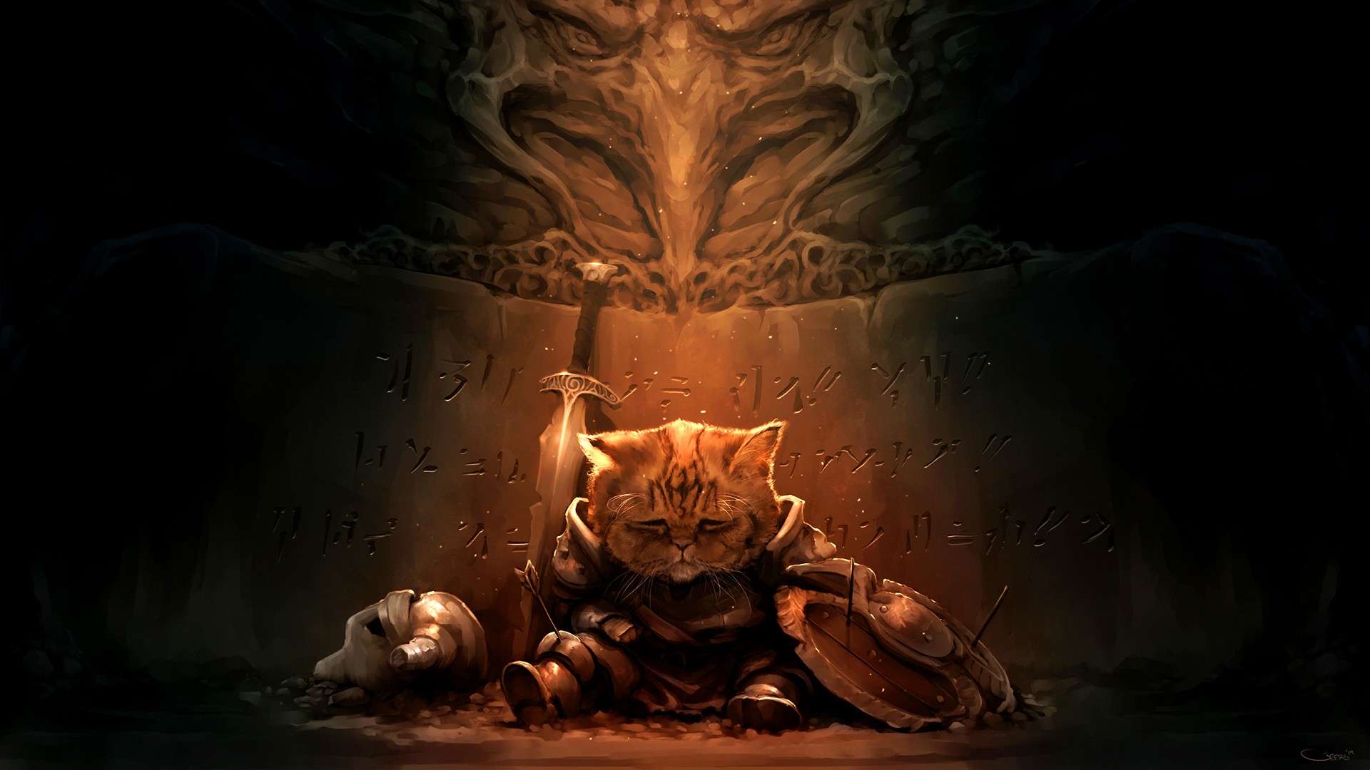 Free Animated Fall Wallpaper Download Free Warrior Cats Backgrounds Pixelstalk Net