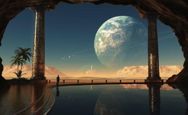 Alien Planet Wallpapers Hd Pixelstalk Net