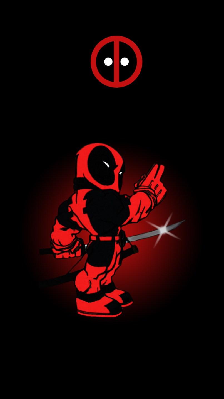 Hd Deadpool Iphone Backgrounds Pixelstalk Net Wallpapers