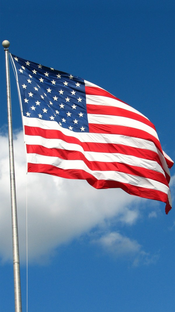 American Flag Android Wallpaper