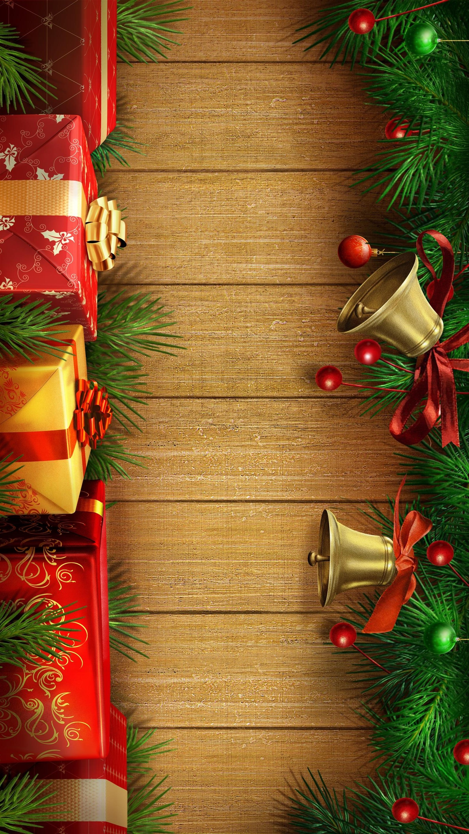 merry christmas wallpapers red free download
