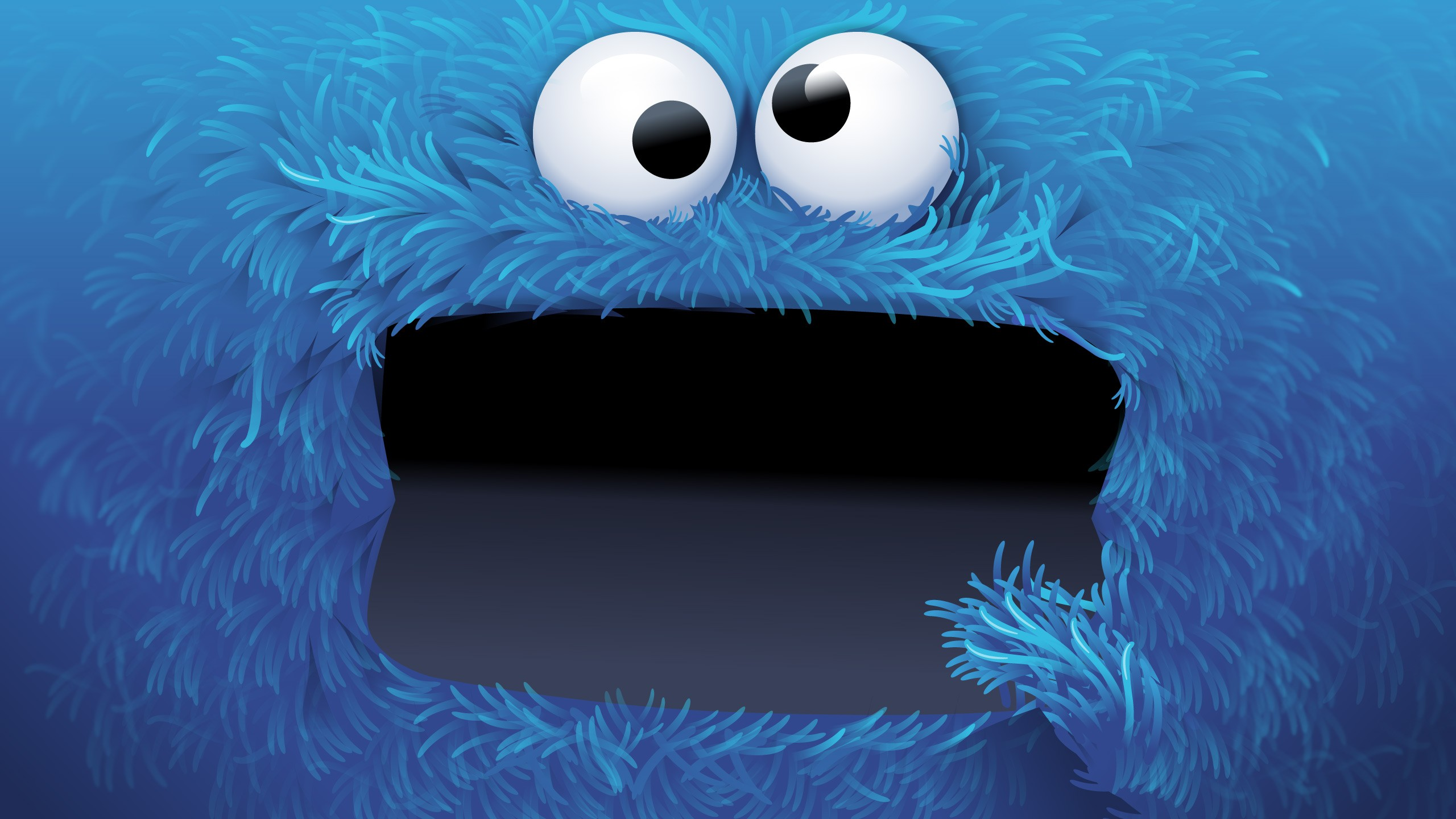 Cute Cookie Monster Wallpaper Hd Funny 3d Cartoon Hd Images Pixelstalk Net