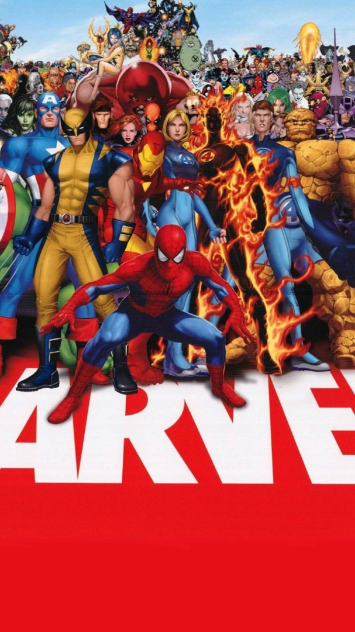 marvel comics wallpapers for iphone | wallpapersharee