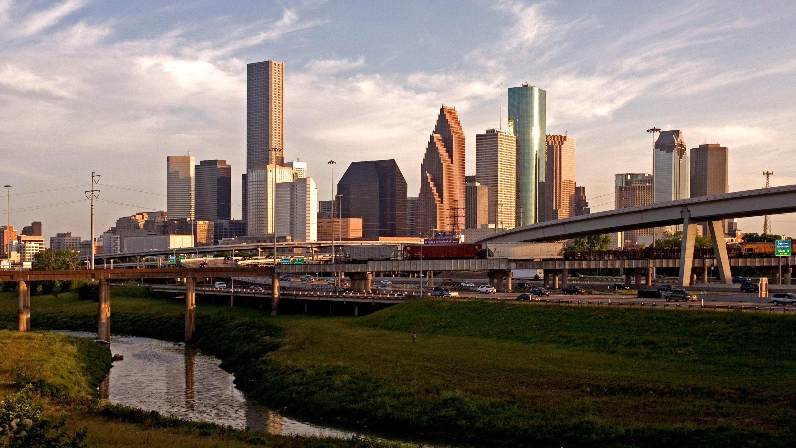 Fall Country Wallpaper Free Download Houston Skyline Backgrounds Pixelstalk Net
