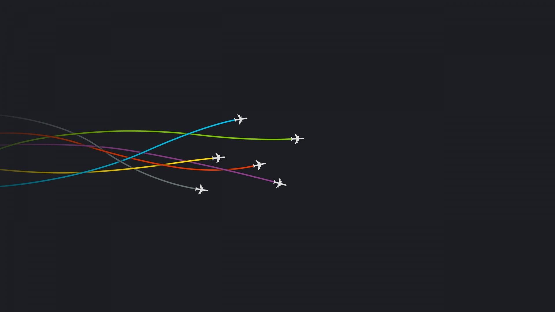 cool paper plane diagram elitech stc 1000 wiring dark backgrounds 1920x1080 | pixelstalk.net