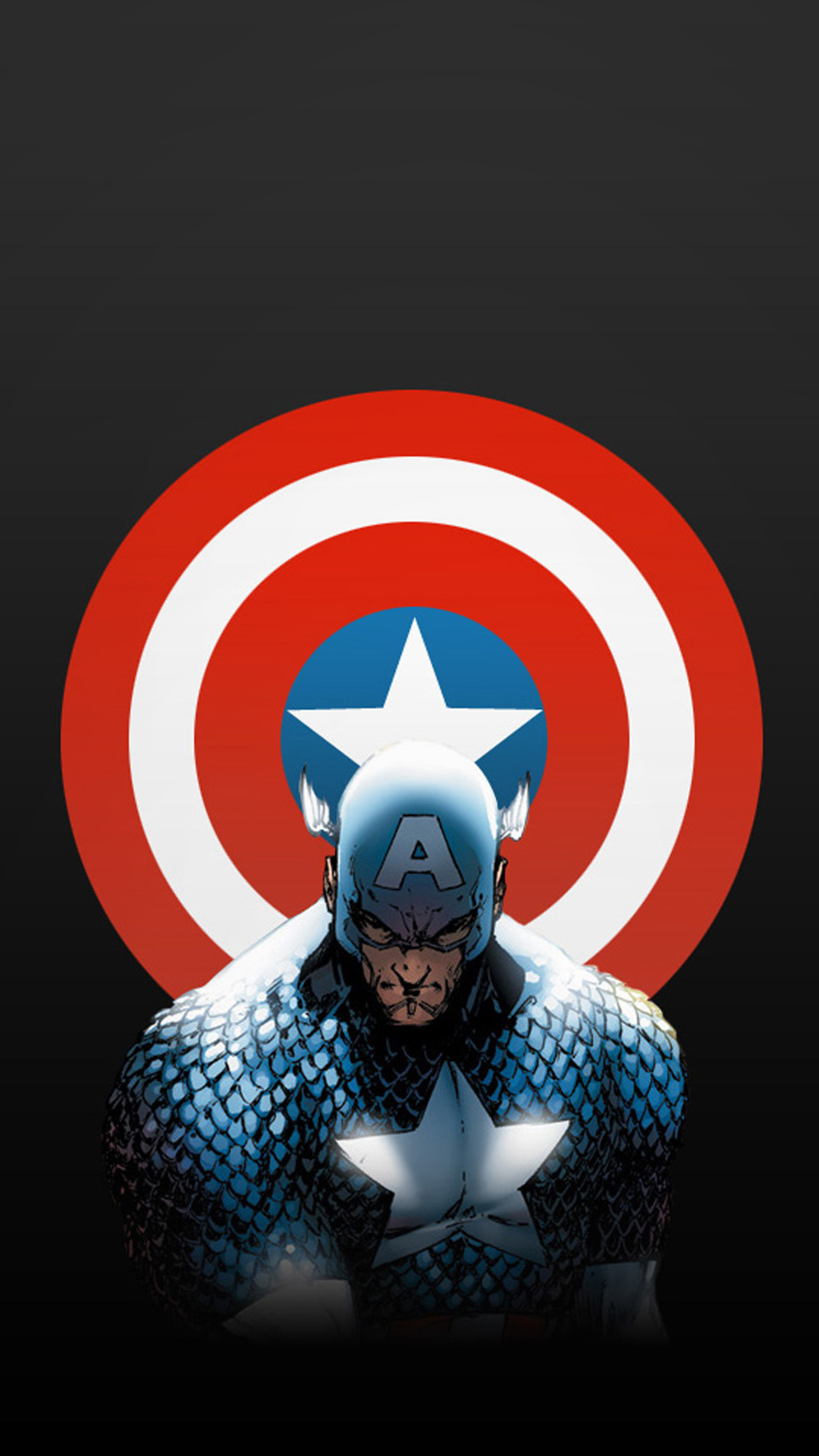 Dark Quotes Wallpaper Phone Captain America Iphone Images Pixelstalk Net