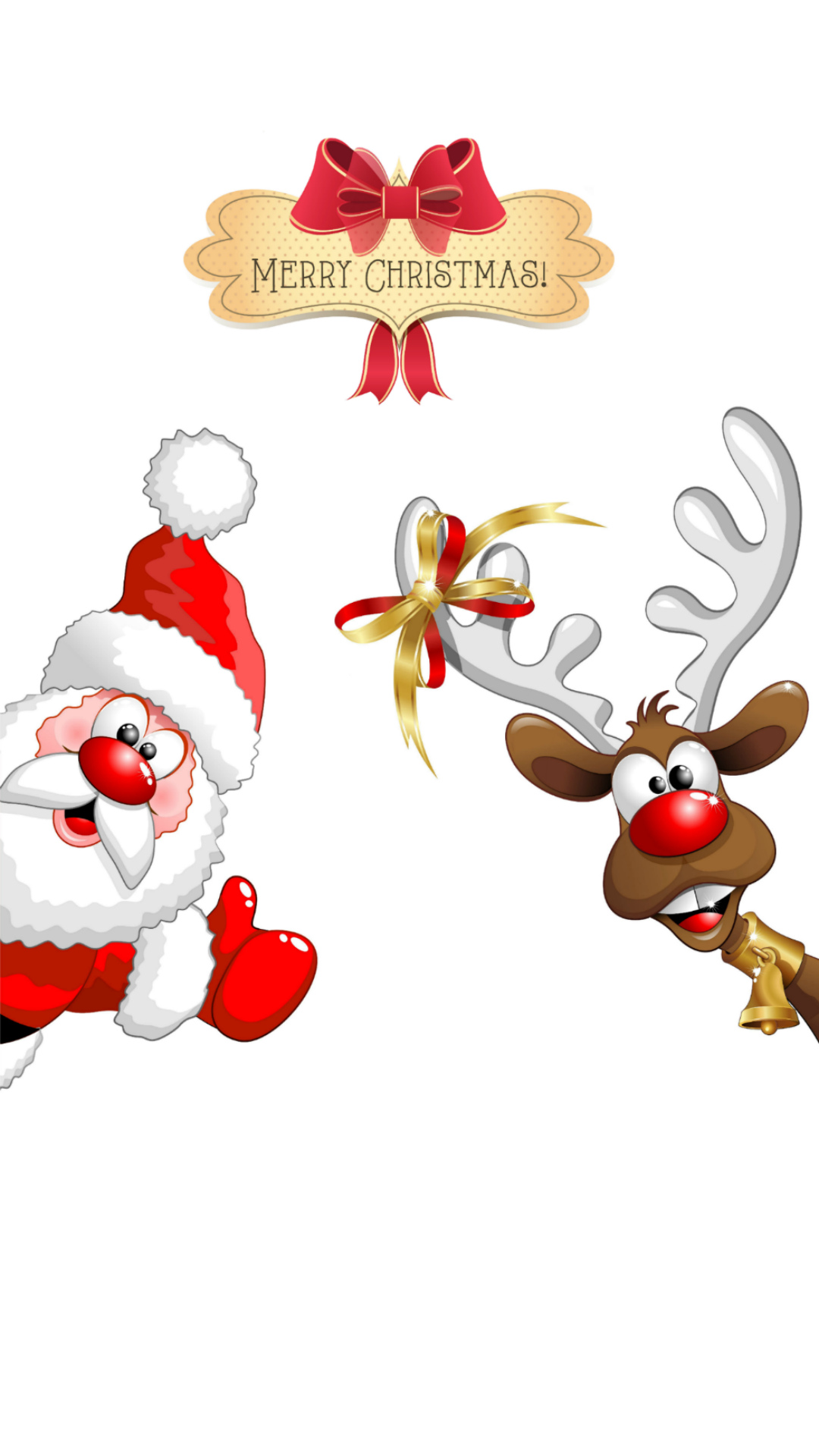 Cute Merry Christmas Wallpaper 2016 Winter Backgrounds For Iphone Hd Hd Wallpapers