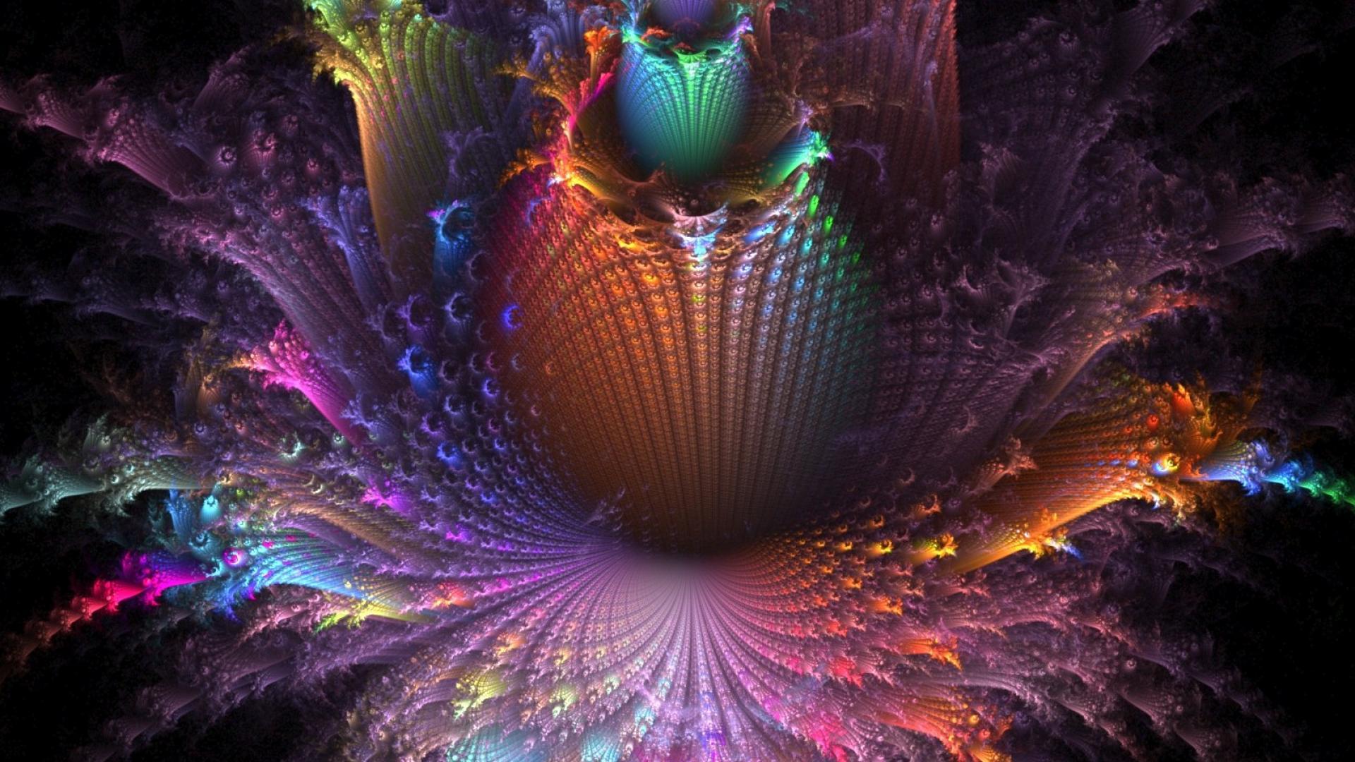 3d Rainbow Psychedeli Wallpaper Acid Trip Hd Wallpaper Pixelstalk Net